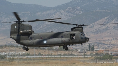 Photo ID 45106 by Dimitri Sambanis. Greece Army Boeing Vertol CH 47DG Chinook, ES907