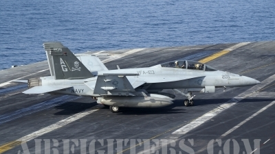 Photo ID 5602 by Simone Ba. USA Navy Boeing F A 18F Super Hornet, 166615