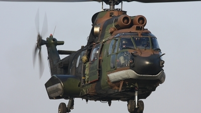 Photo ID 45166 by Jimmy van Drunen. Netherlands Air Force Eurocopter AS 532U2 Cougar MkII, S 457