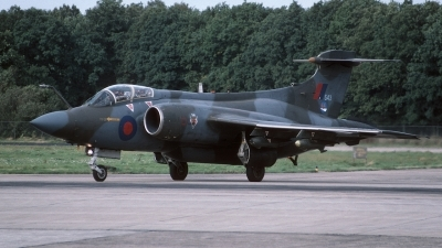 Photo ID 45181 by Henk Schuitemaker. UK Air Force Blackburn Buccaneer S 2B, XW543