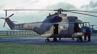 Photo ID 45282 by Eric Tammer. France Army Aerospatiale SA 330B Puma, 1006