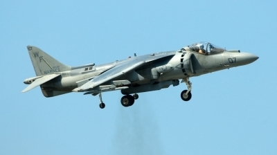 Photo ID 45451 by Andrew Thomas. USA Marines McDonnell Douglas AV 8B Harrier ll Plus, 165311