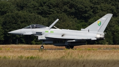 Photo ID 45613 by Arthur Bijster. UK Air Force Eurofighter EF 2000 Typhoon F2, ZJ925