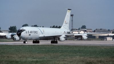 Photo ID 45639 by Henk Schuitemaker. USA Air Force Boeing KC 135A Stratotanker 717 100, 61 0284