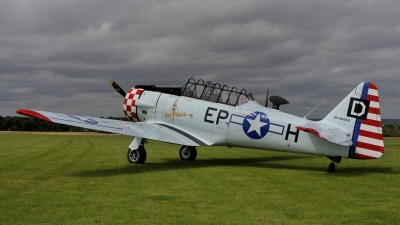 Photo ID 46289 by rinze de vries. Private Hardwick Warbirds Collection North American AT 6D Harvard Mk3, 42 84555 G ELMH