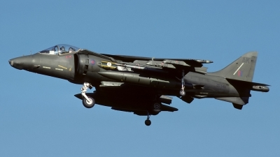 Photo ID 45852 by Klemens Hoevel. UK Air Force British Aerospace Harrier GR 5, ZD349