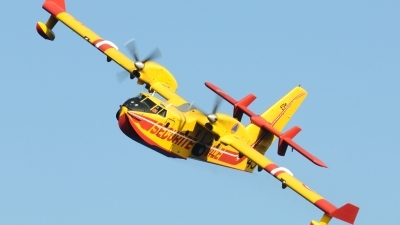 Photo ID 46297 by FEUILLIN Alexis. France Securite Civile Canadair CL 415 6B11, F ZBMF