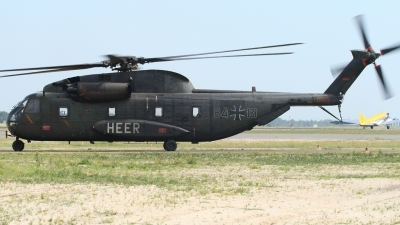 Photo ID 46409 by Maurice Kockro. Germany Army Sikorsky CH 53G S 65, 84 13