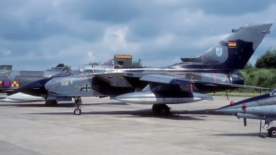 Photo ID 46423 by Rainer Mueller. Germany Air Force Panavia Tornado IDS, 43 32