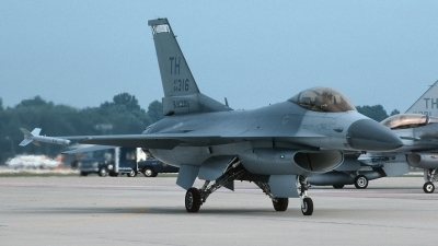 Photo ID 46439 by Henk Schuitemaker. USA Air Force General Dynamics F 16C Fighting Falcon, 84 1316