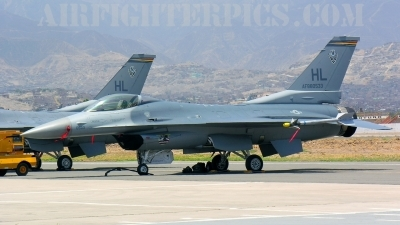 Photo ID 578 by Eduardo Cardenas Suyo. USA Air Force General Dynamics F 16C Fighting Falcon, 88 0533