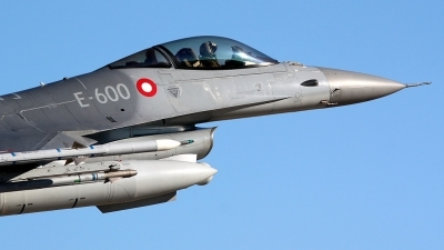 Photo ID 46572 by Marco Casaleiro. Denmark Air Force General Dynamics F 16AM Fighting Falcon, E 600