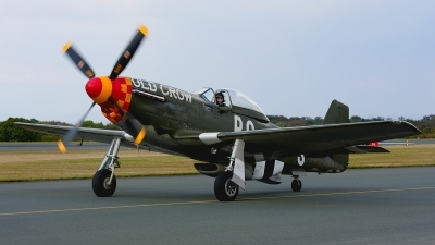 Photo ID 46600 by Rainer Mueller. Private Scandinavian Historic Flight North American P 51D Mustang, N167F