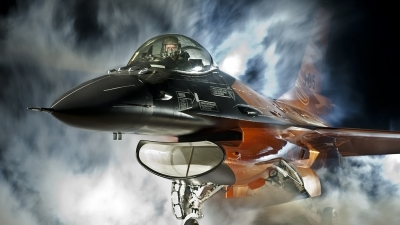 Photo ID 46608 by Cristian Schrik. Netherlands Air Force General Dynamics F 16AM Fighting Falcon, J 015
