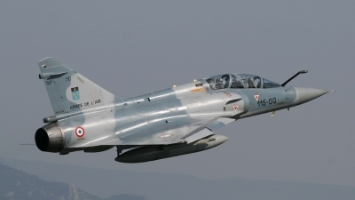 Photo ID 46679 by Richard CHEVRIER. France Air Force Dassault Mirage 2000B, 510
