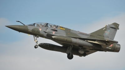 Photo ID 46901 by Lieuwe Hofstra. France Air Force Dassault Mirage 2000D, 637