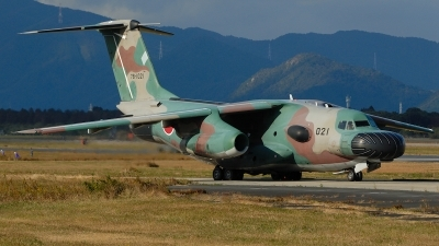 Photo ID 46972 by Henk Schuitemaker. Japan Air Force Kawasaki EC 1, 78 1021
