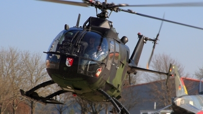 Photo ID 47233 by Mick Balter - mbaviation-images. Germany Army MBB Bo 105 P1, 86 89