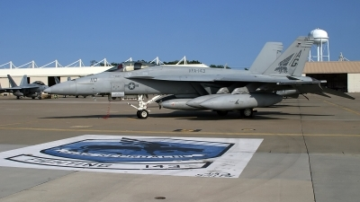 Photo ID 47235 by David F. Brown. USA Navy Boeing F A 18E Super Hornet, 166600