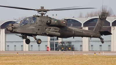 Photo ID 47264 by Alex van Noye. Netherlands Air Force Boeing AH 64D Apache, Q 19