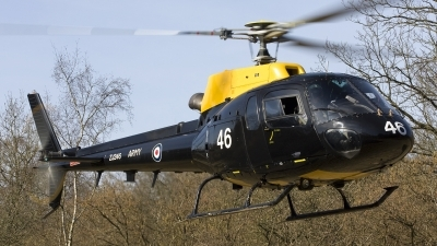 Photo ID 47270 by Chris Lofting. UK Army Eurocopter AS 350BB Squirrel HT2, ZJ246