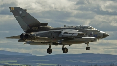 Photo ID 47410 by Liam Paul McBride. UK Air Force Panavia Tornado GR4, ZD746
