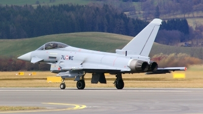 Photo ID 47447 by Felix Weiland. Austria Air Force Eurofighter EF 2000 Typhoon S, 7L WE