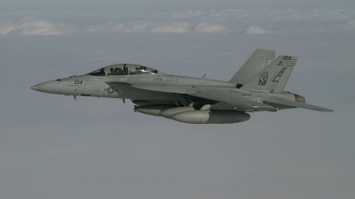 Photo ID 47568 by David F. Brown. USA Navy Boeing F A 18F Super Hornet, 166629