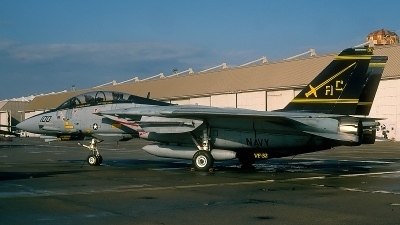 Photo ID 47668 by David F. Brown. USA Navy Grumman F 14B Tomcat, 162916