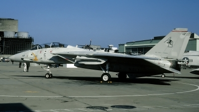 Photo ID 48424 by David F. Brown. USA Navy Grumman F 14A Tomcat, 160924