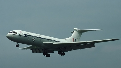Photo ID 48549 by Lieuwe Hofstra. UK Air Force Vickers VC 10 C1, XV101