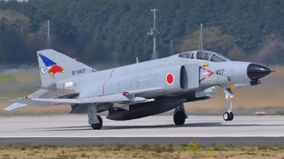 Photo ID 48551 by Peter Terlouw. Japan Air Force McDonnell Douglas F 4EJ KAI Phantom II, 87 8407