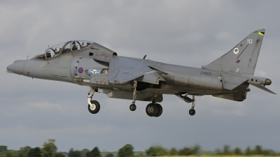 Photo ID 48590 by rinze de vries. UK Air Force British Aerospace Harrier T10, ZH665