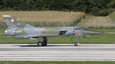 Photo ID 48594 by Andreas Zeitler - Flying-Wings. Switzerland Air Force Dassault Mirage IIIRS, R 2111