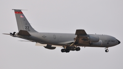 Photo ID 48680 by Peter Terlouw. USA Air Force Boeing KC 135R Stratotanker 717 100, 57 1439