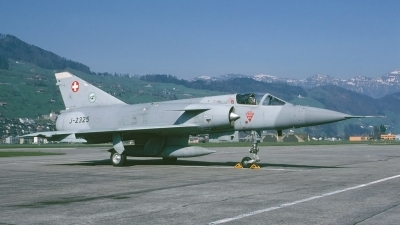 Photo ID 48809 by Christoph Kugler. Switzerland Air Force Dassault Mirage IIIS, J 2325