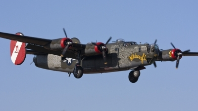 Photo ID 49029 by Nathan Havercroft. Private Collings Foundation Consolidated B 24J Liberator, N224J