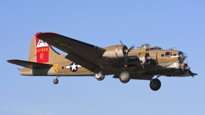 Photo ID 49030 by Nathan Havercroft. Private Collings Foundation Boeing B 17G Flying Fortress 299P, NL93012