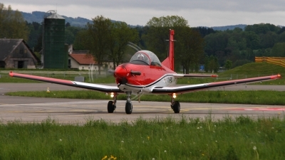 Photo ID 49100 by Sven Zimmermann. Switzerland Air Force Pilatus PC 7 Turbo Trainer, A 941