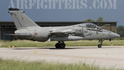 Photo ID 6095 by Roberto Bianchi. Italy Air Force AMX International AMX, MM7131