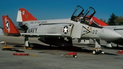 Photo ID 49265 by David F. Brown. USA Navy McDonnell Douglas F 4S Phantom II, 157286