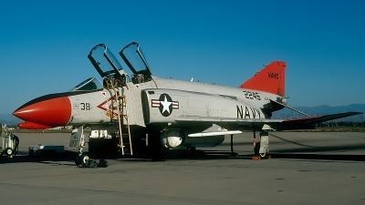 Photo ID 49264 by David F. Brown. USA Navy McDonnell Douglas QF 4N Phantom II, 152246