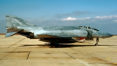 Photo ID 49262 by David F. Brown. USA Marines McDonnell Douglas F 4S Phantom II, 157245