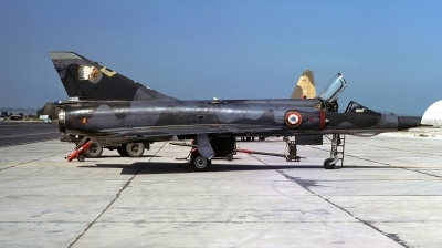Photo ID 49378 by Alex Staruszkiewicz. France Air Force Dassault Mirage IIIE, 608