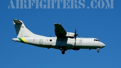 Photo ID 6133 by Roberto Bianchi. Italy Guardia di Finanza ATR ATR 42 400MP Surveyor, MM62165