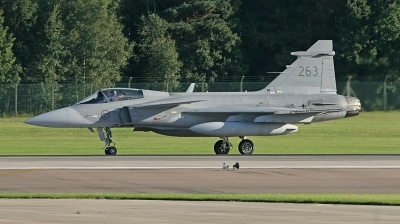 Photo ID 49449 by Jason Grant. Sweden Air Force Saab JAS 39C Gripen, 39263