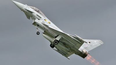 Photo ID 49643 by Patricie Vesela. UK Air Force Eurofighter EF 2000 Typhoon FGR4, ZJ924