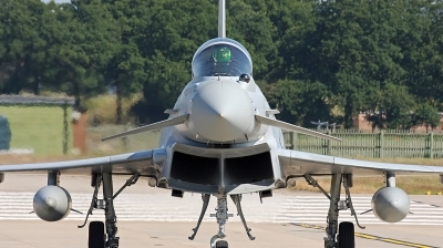 Photo ID 49903 by Jason Grant. UK Air Force Eurofighter EF 2000 Typhoon FGR4, ZJ923