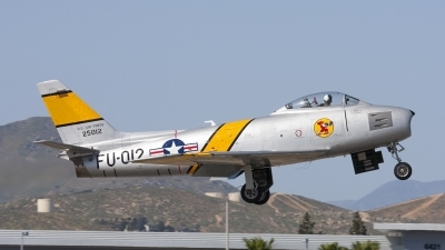 Photo ID 50027 by Nathan Havercroft. Private Private North American F 86F Sabre, N186AM