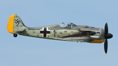 Photo ID 50317 by FEUILLIN Alexis. Private Private Flug Werk FW 190A 8 N, F AZZJ